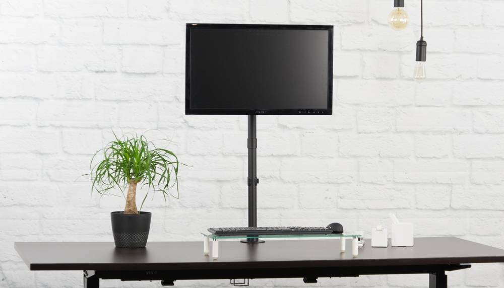 How to choose single monitor stand // Single monitor stand buyer's guide