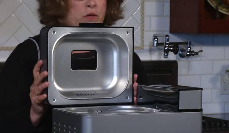 Cuisinart CBK-100 has a topside viewing window