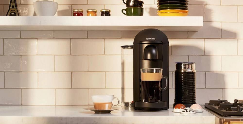 Nespresso espresso maker is the popular coffee maker