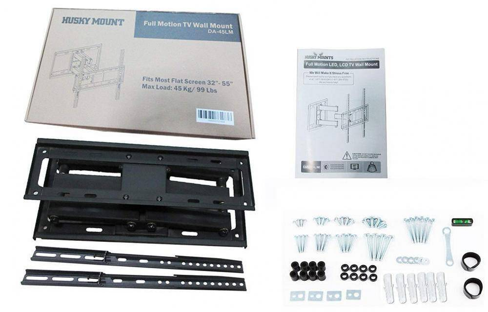 Best Full Motion TV Wall Mount