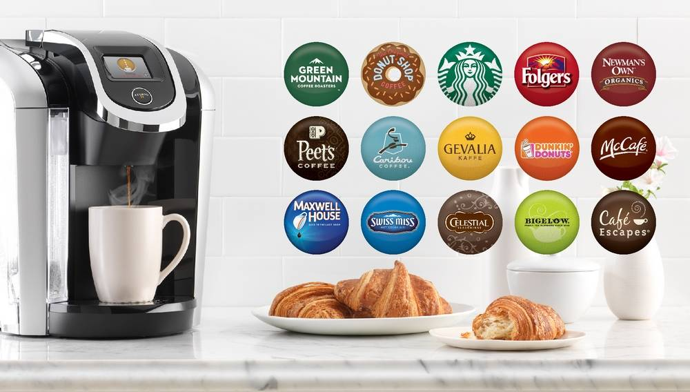 Keurig K425 this is rich taste and flavor