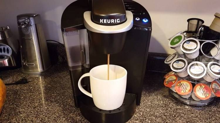 Keurig K50 for you if you like to experiment with different tastes