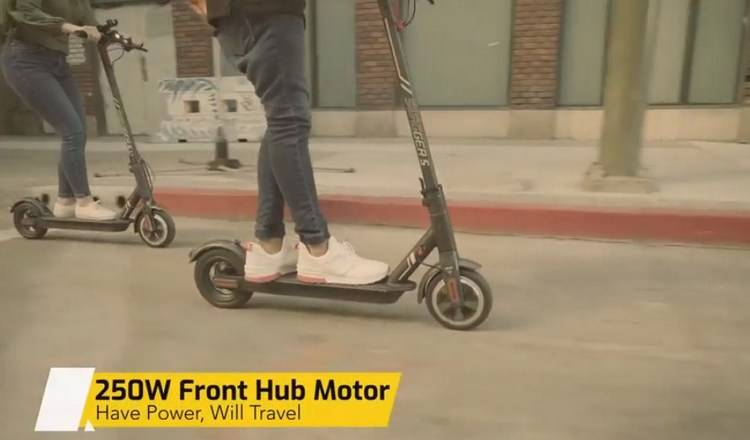 Swagtron SG5 City can travel up to 12 miles