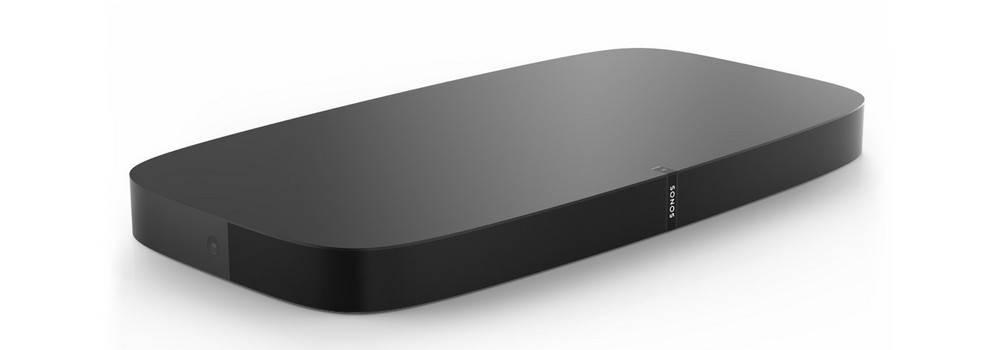 Sonos Playbase has more modern design