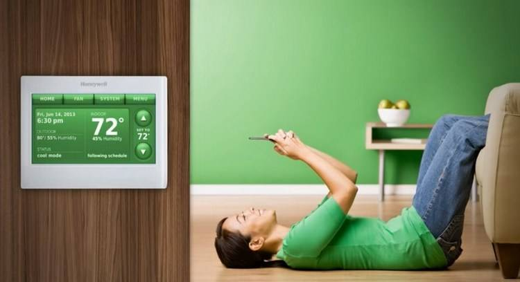 The Honeywell smart thermostats are intuitive and easy to use