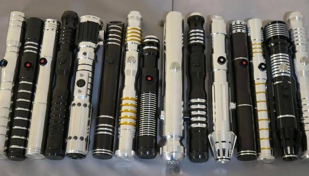 UltraSabers seems to offer a variety of styles to choose from.