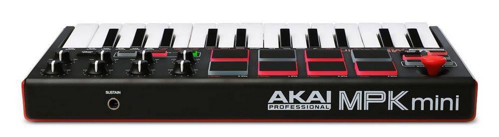 Akai Professional MPK Mini MK2 - Easy to Learn for Beginners