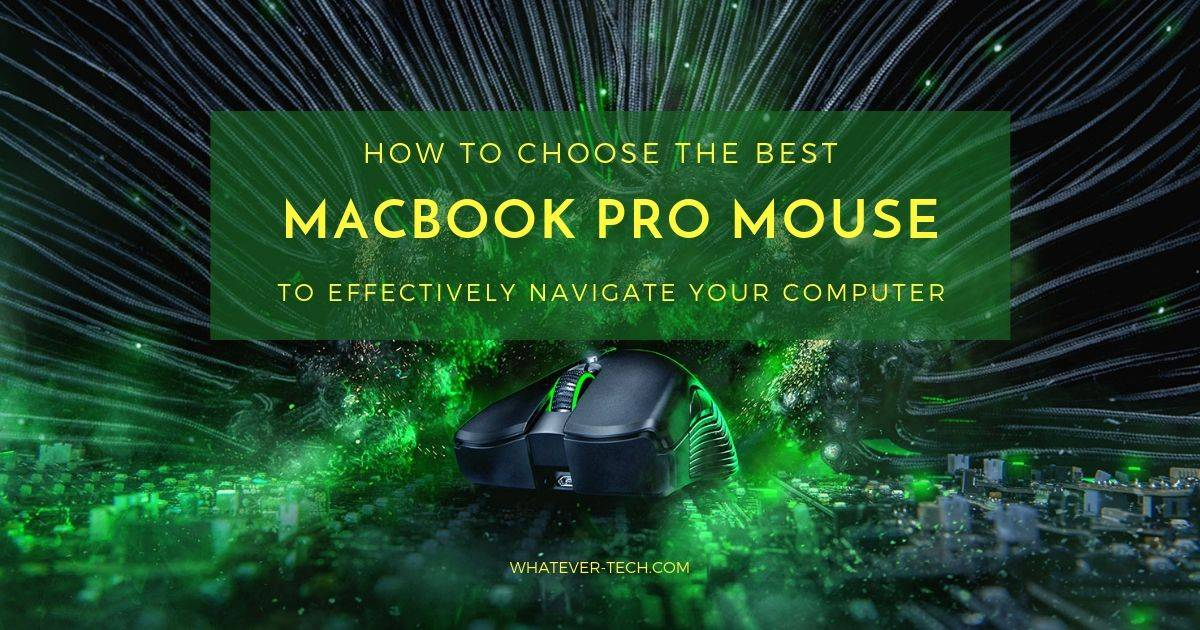Best Macbook Pro Mouse Devices