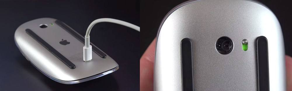 Apple Magic Mouse 2 has a minimalist design