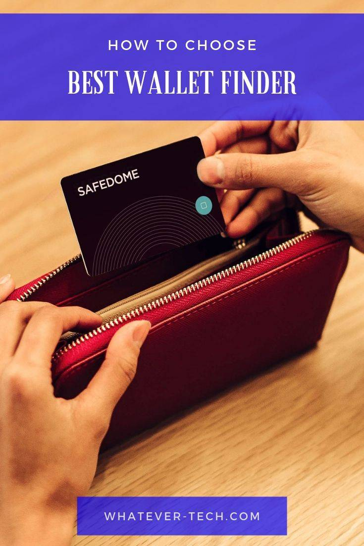 Best Wallet Tracker Finders