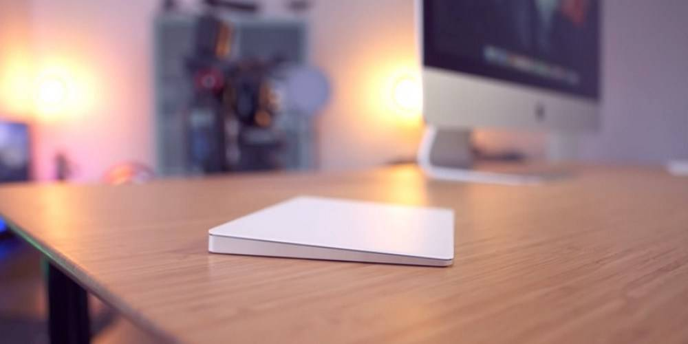 The Magic Trackpad from Apple
