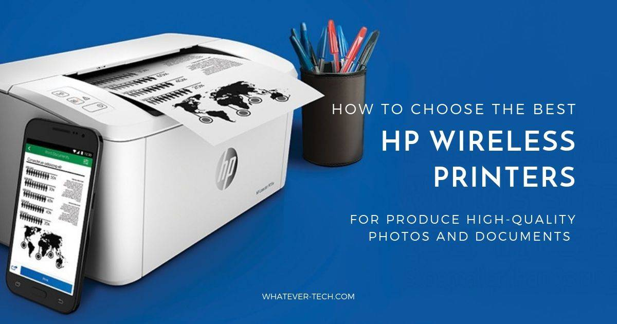 Best HP Wireless Printers