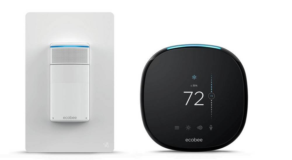 Ecobee 4 and Ecobee Switch+