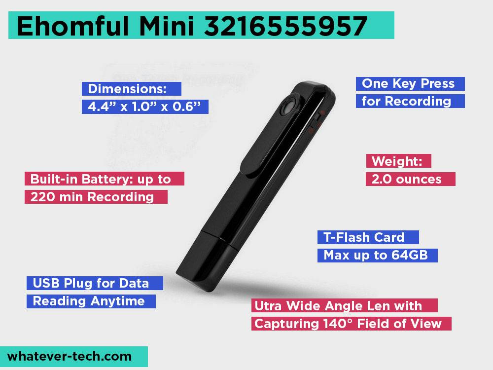 Ehomful Mini 3216555957 Review, Pros and Cons.