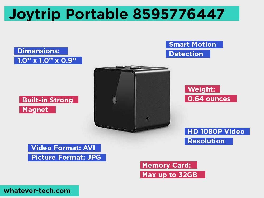 Joytrip Portable 8595776447 Review, Pros and Cons.