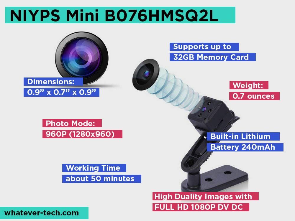 NIYPS Mini B076HMSQ2L Review, Pros and Cons.