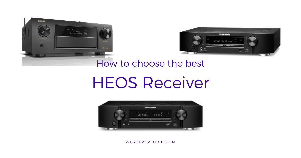Best HEOS Receiver