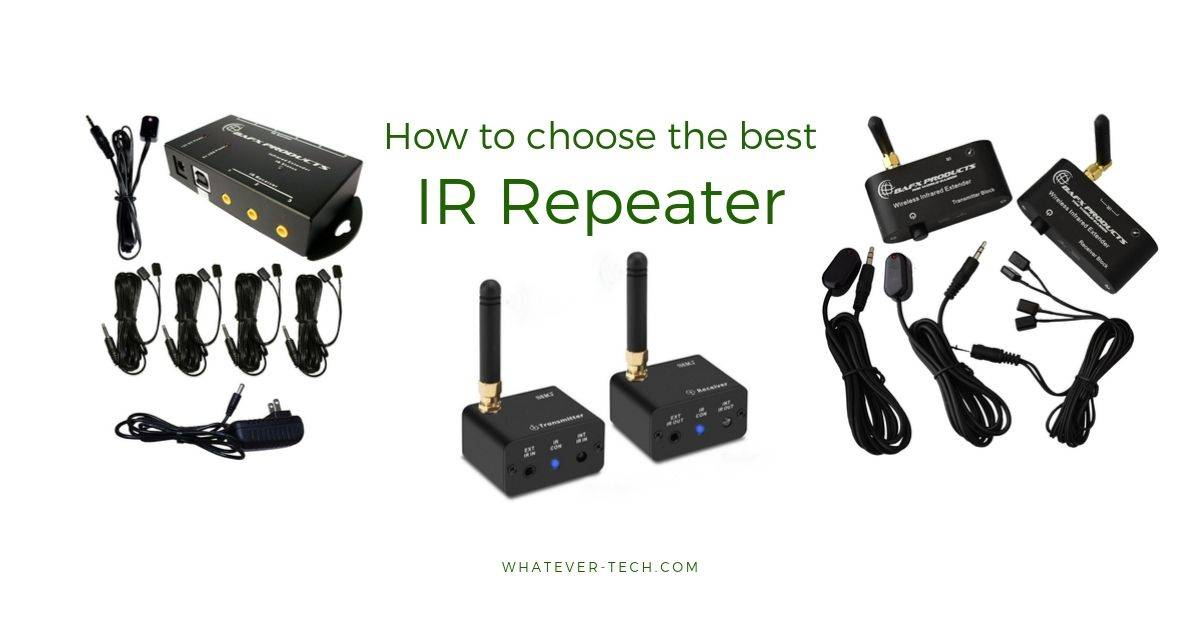 Best IR Repeater