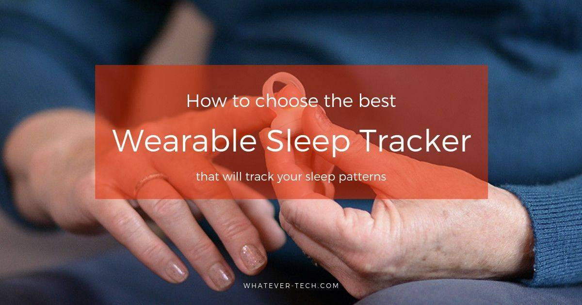 Best Wearable Sleep Tracker
