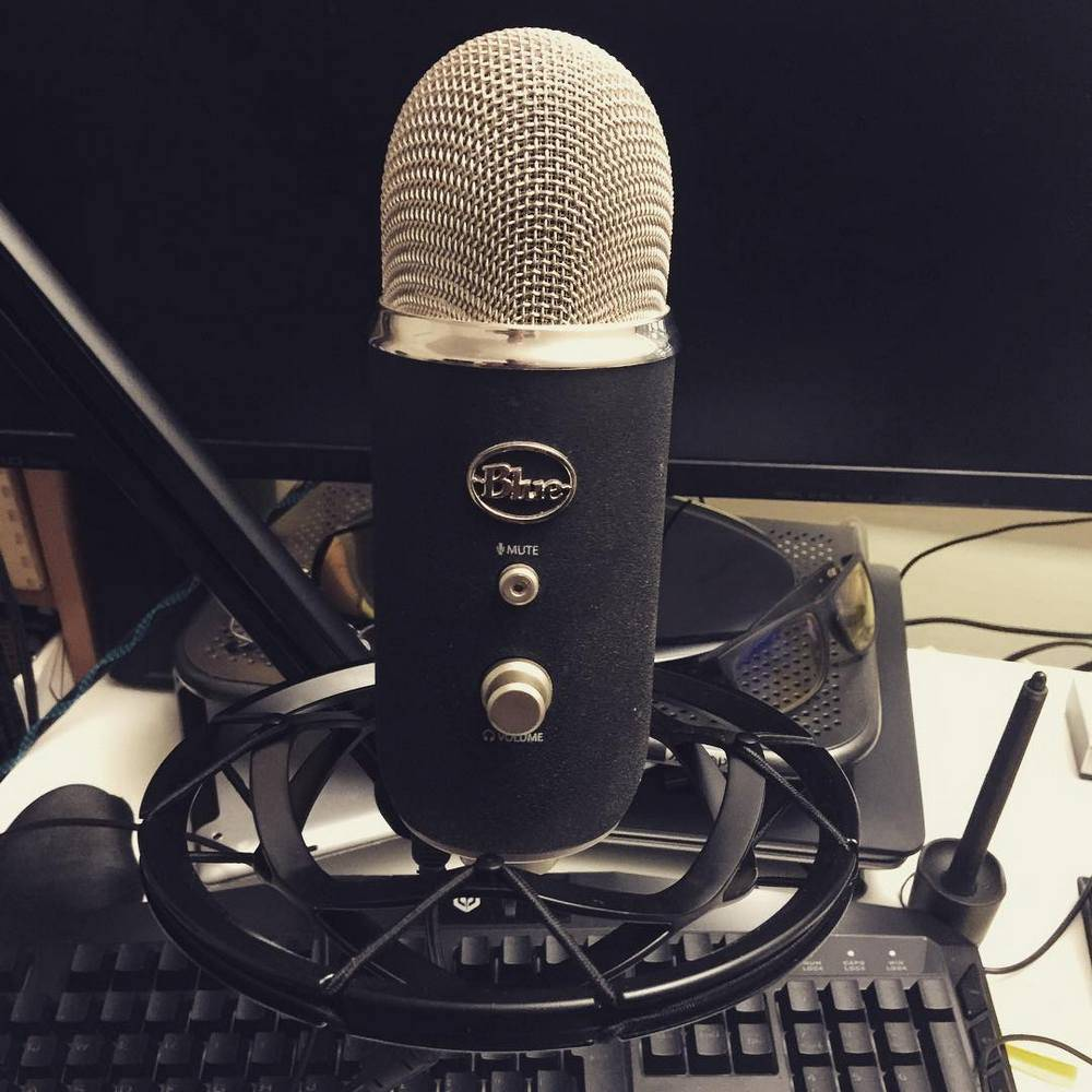Blue Radius II Microphone Shock Mount