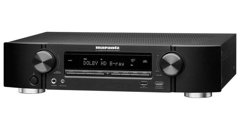 Marantz NR1510 UHD AV Receiver