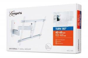 Vogels TV full motion wall mount: Box view