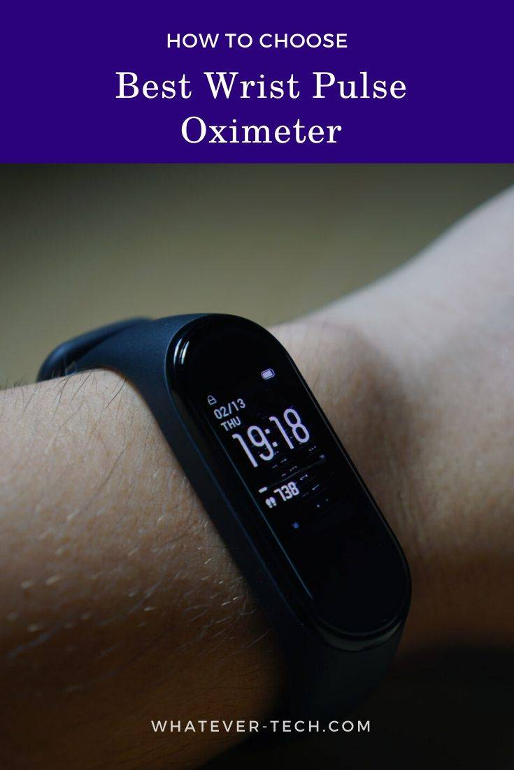 Best Wrist Pulse Oximeter