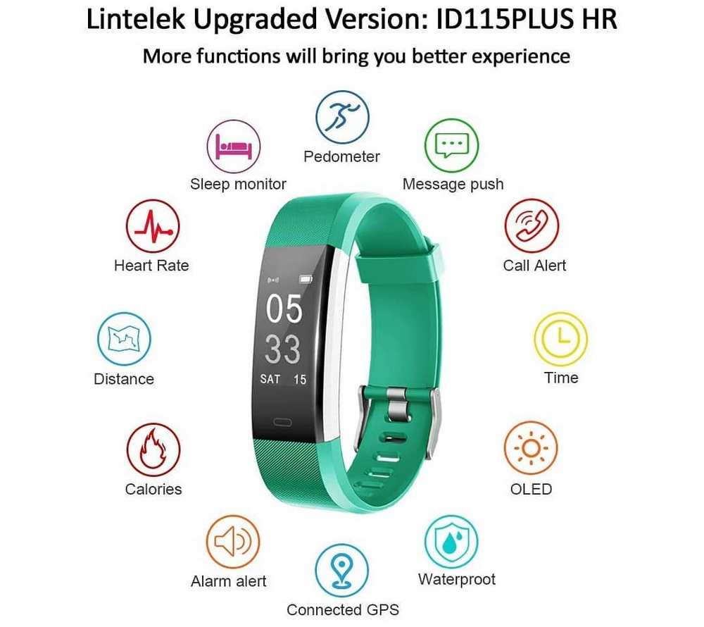 Lintelek ID115Plus HR