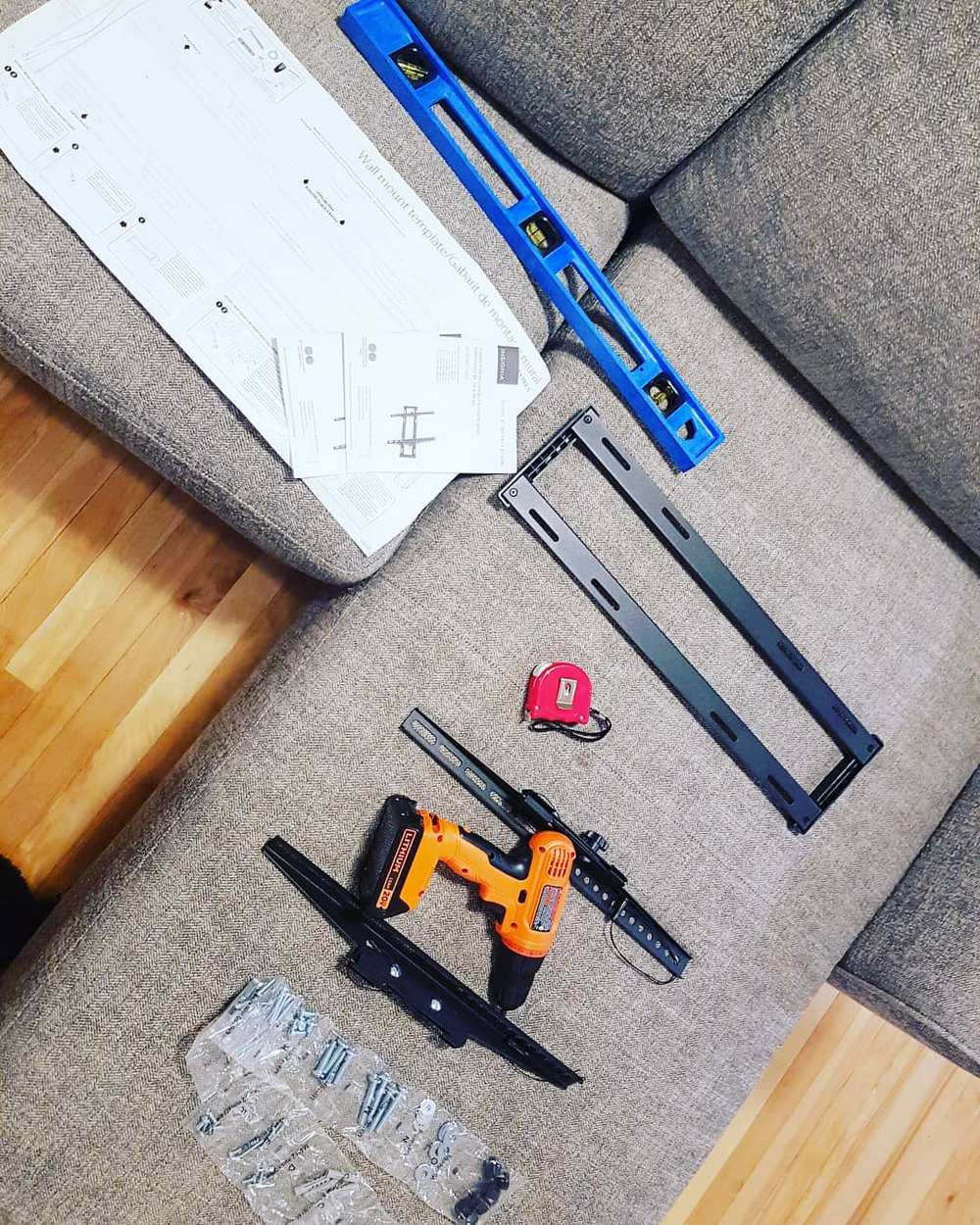 What Do You Need to Install a TV Wall Mount