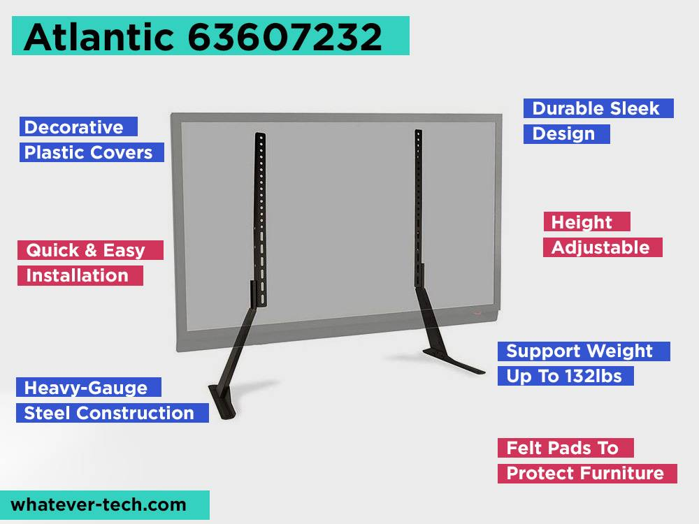 Atlantic 63607232 Review, Pros and Cons