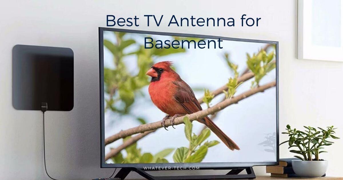 Best Tv Antenna For Basement Updated, Best Hd Antenna For Basement