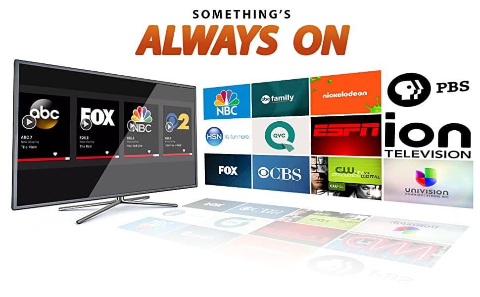 Best TV Antenna for Basement -Receiving TV channels