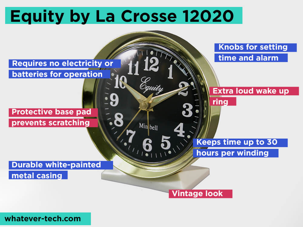 Equity by La Crosse 12020 Review, Pros and Cons