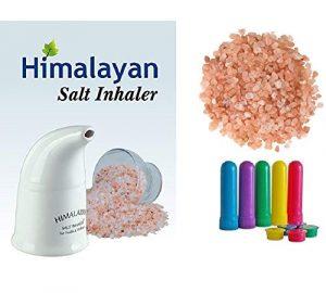 Select Health & Wellness Himalayan Salt Inhaler Review