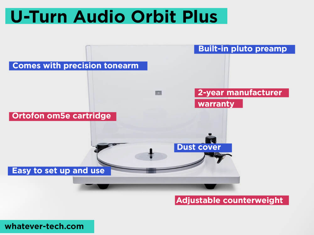 U-Turn Audio Orbit Plus Review, Pros and Cons