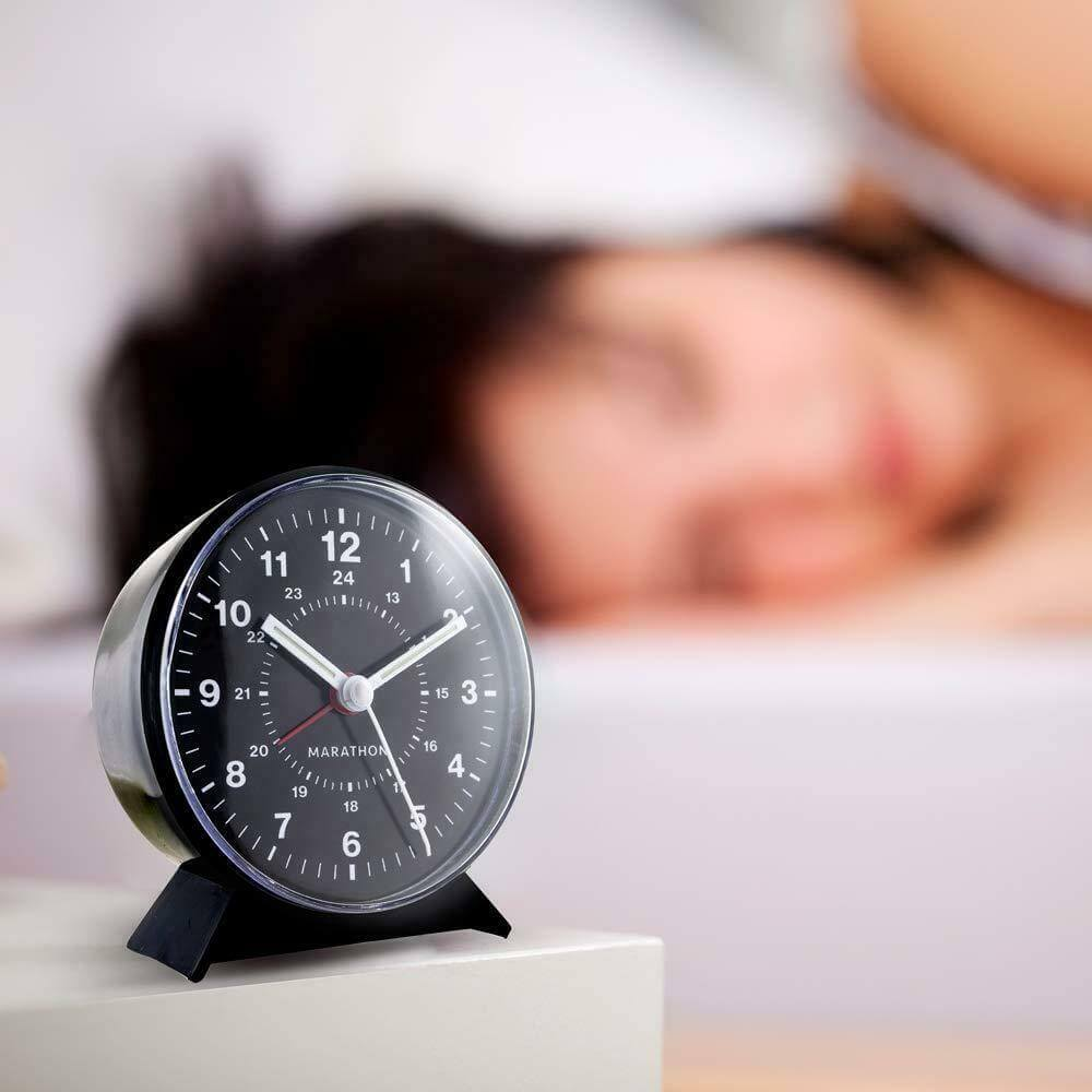 Wind Up Alarm Clock - Cheap clock
