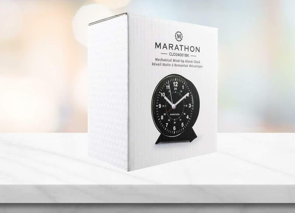 Wind Up Alarm Clock - Choosing to buy
