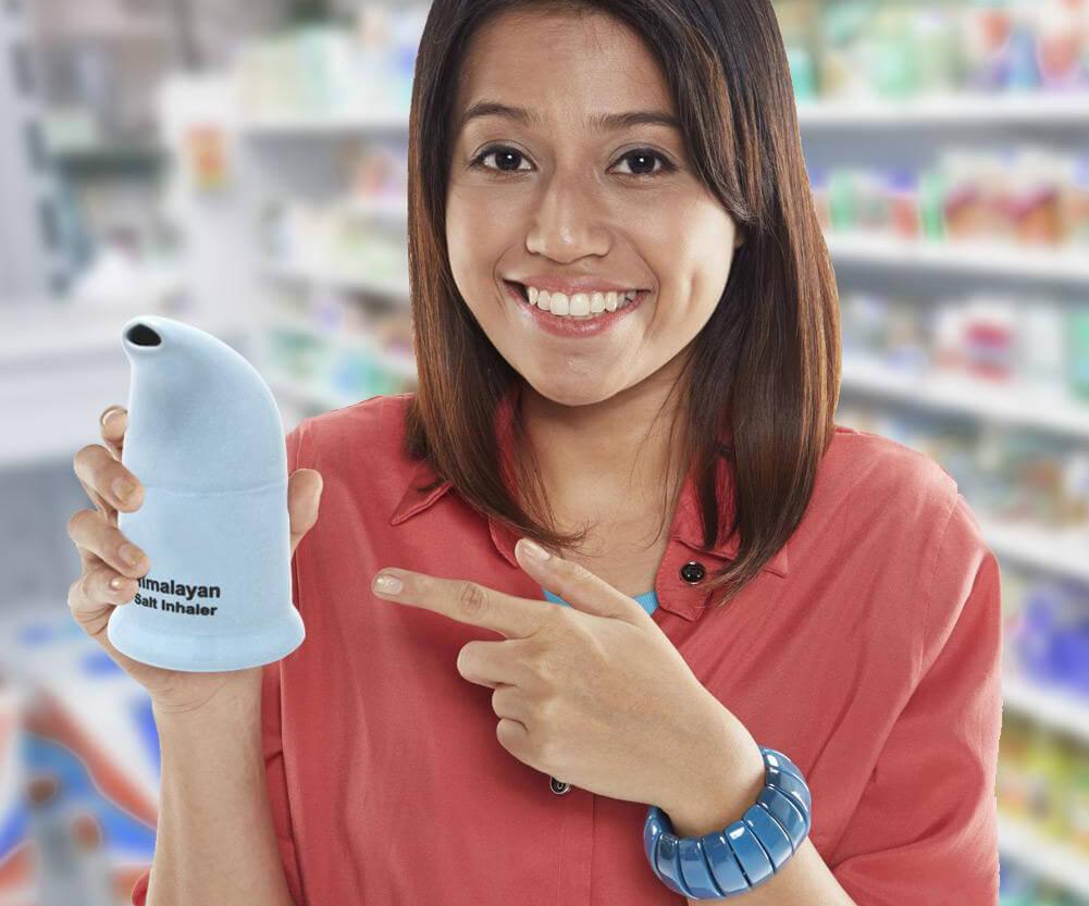 Choosing the salt inhaler