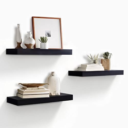 AHDECOR Floating Shelves Review