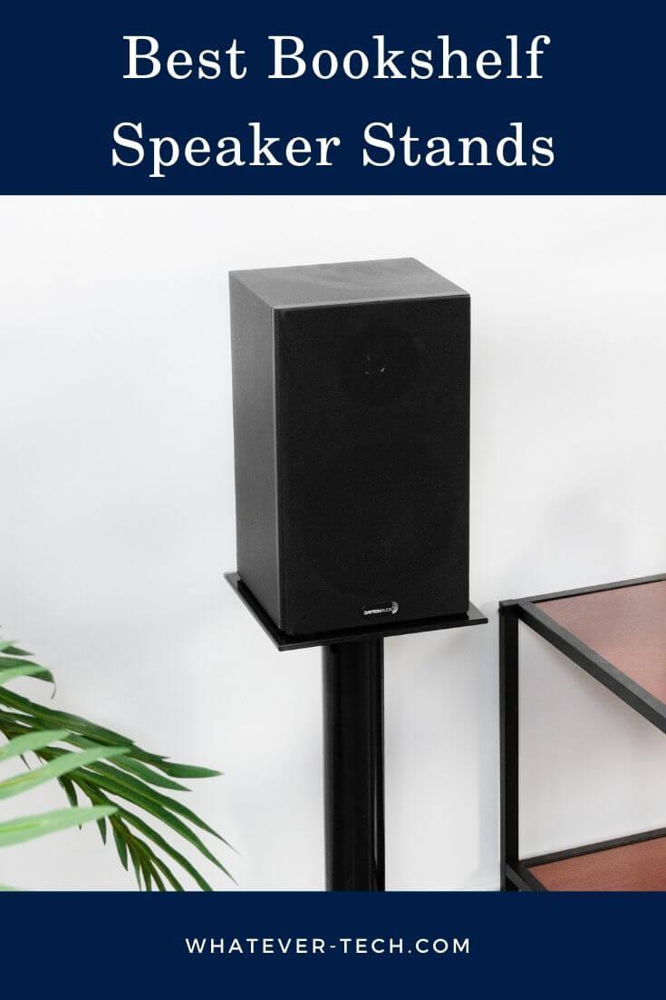 Best Bookshelf Speaker Stands