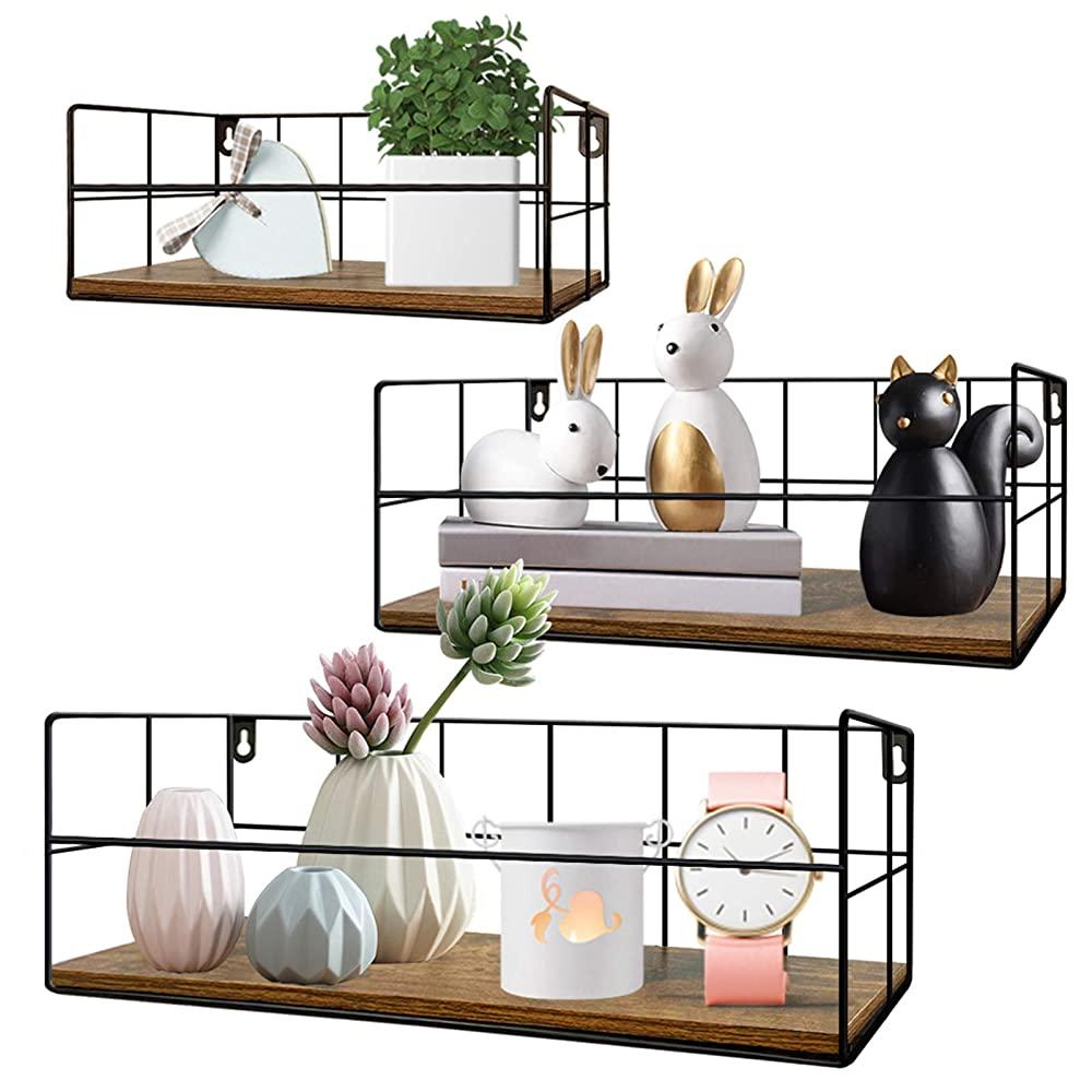 HORLIMER Floating Shelves Review