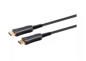 How Does Fiber Optic HDMI Cable Work