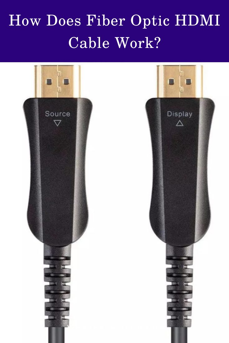 How Does Fiber Optic HDMI Cable Work_