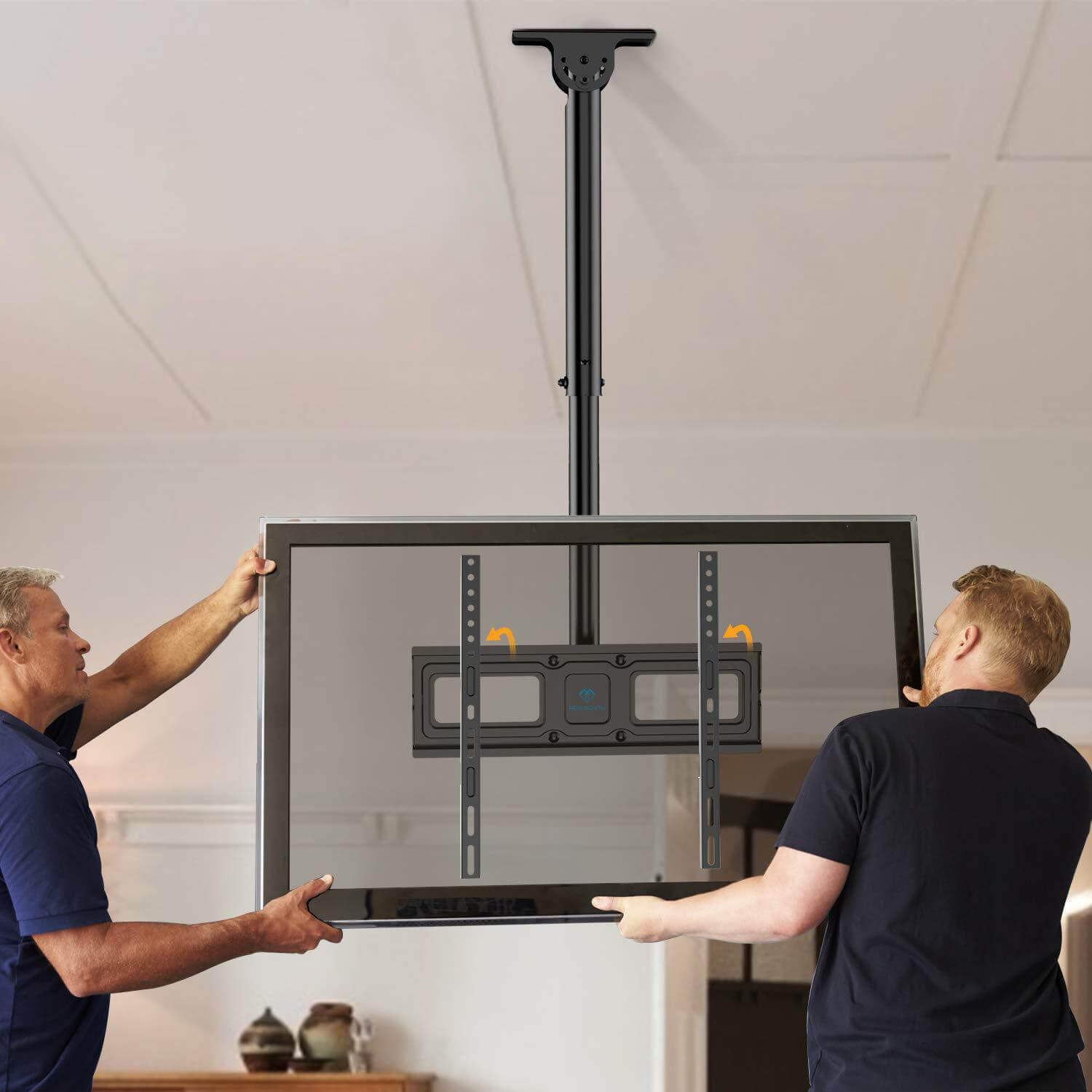 Installing a Ceiling TV Mount