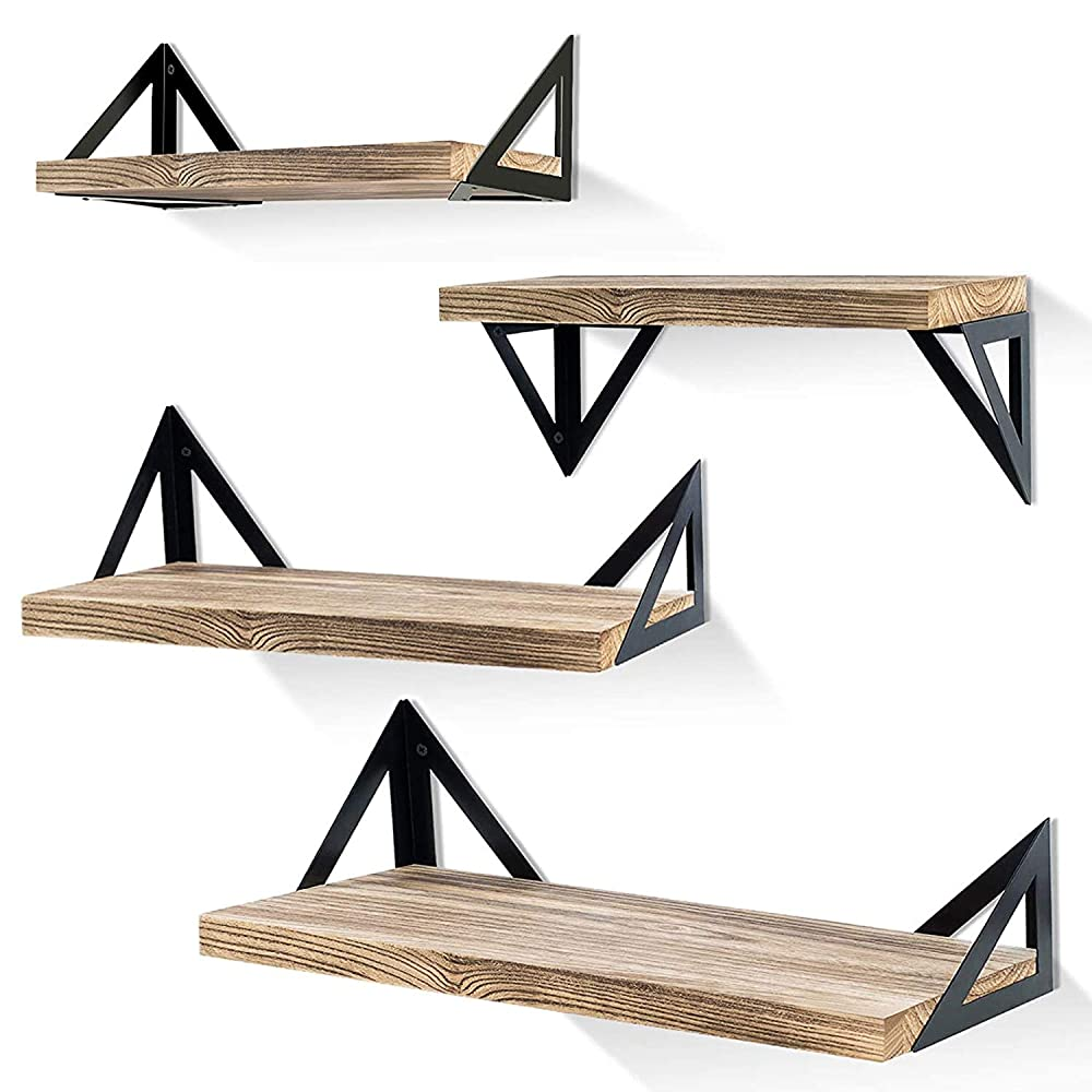 . Klvied 0901 Floating Shelves Review