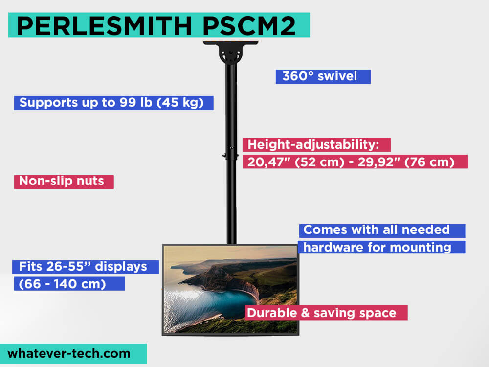 PERLESMITH PSCM2 Review, Pros and Cons