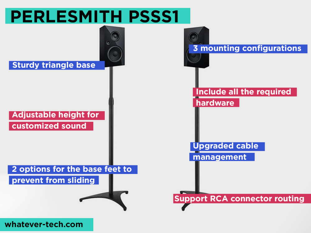PERLESMITH PSSS1 Review, Pros and Cons