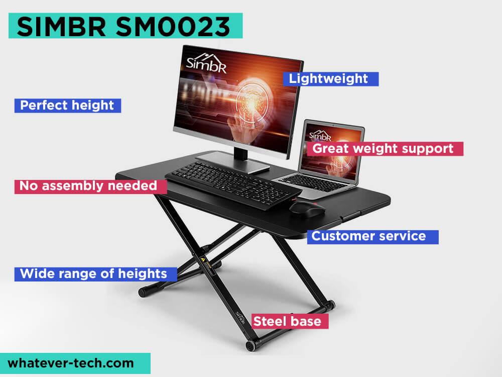 SIMBR SM0023 Review, Pros and Cons