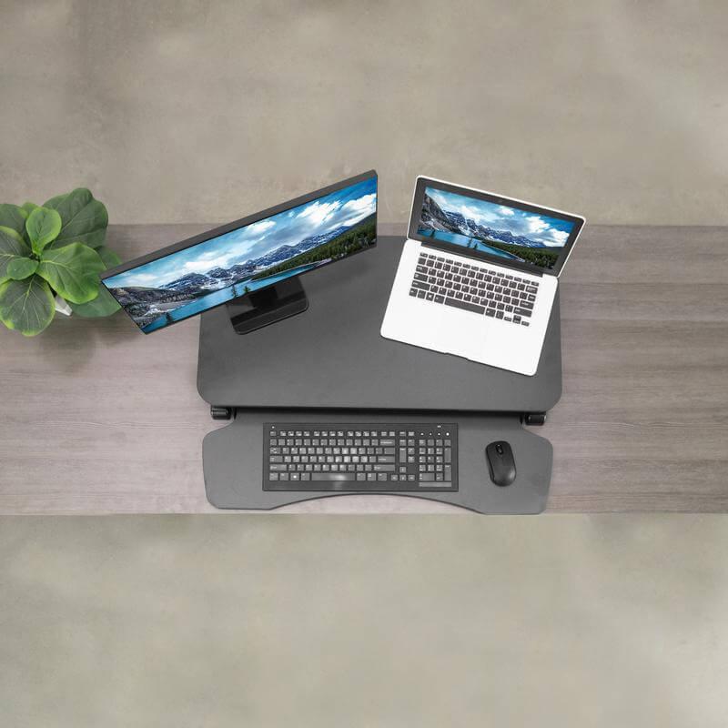 Standing Desk Converter Cons - little space