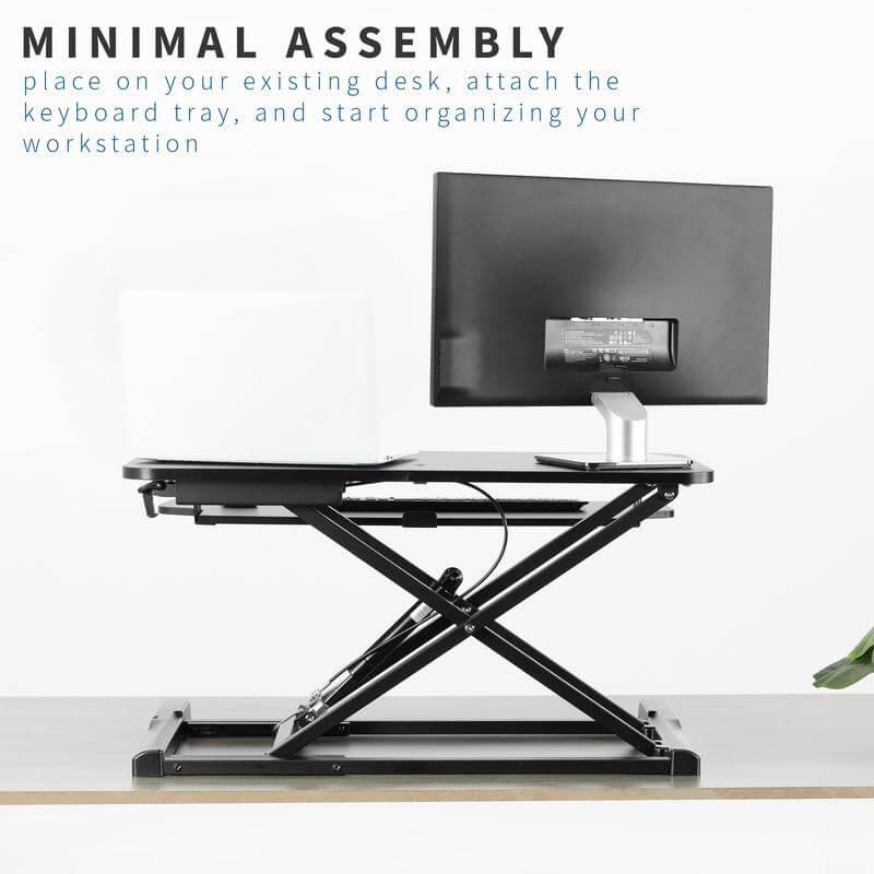 Standing Desks Converters -minimal assembly